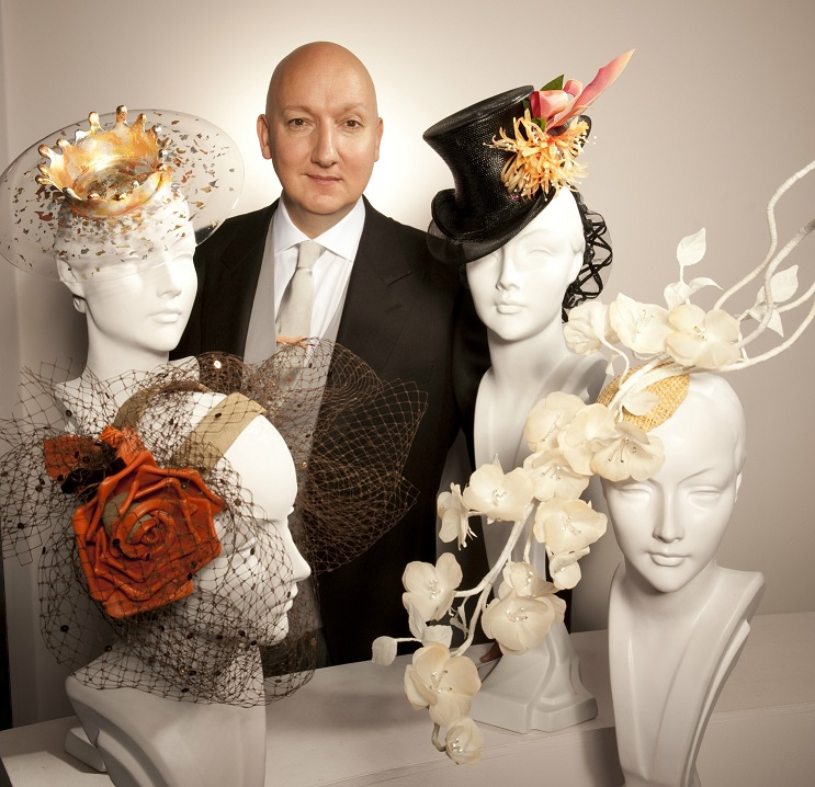 Coworth Park -  Couture Millinery Collection by Stephen Jones (2)