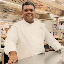The Dorchester em Londres promove Mario Perera a Chef Executivo